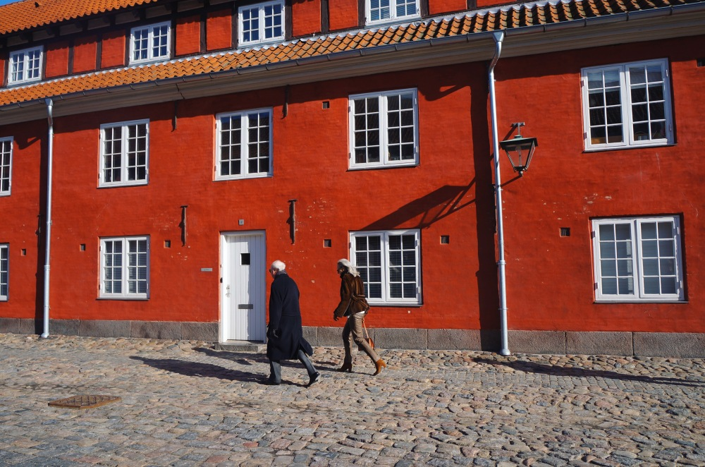 Sunny day in Copenhagen